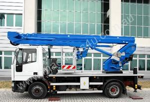 CTE B-Lift 260 Truck-Mounted Platform