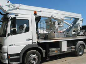 CTE B-Lift 260 Truck-Mounted Platform - picture2' - Click to enlarge