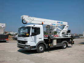 CTE B-Lift 260 Truck-Mounted Platform - picture1' - Click to enlarge