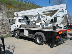 CTE B-Lift 260 Truck-Mounted Platform - picture7' - Click to enlarge