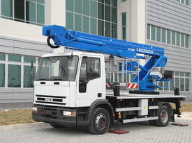 CTE B-Lift 260 Truck-Mounted Platform - picture6' - Click to enlarge