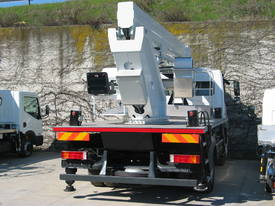 CTE B-Lift 260 Truck-Mounted Platform - picture5' - Click to enlarge