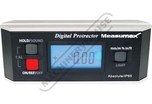 35-2041 IP-65 Digital Protractor 360º (90° x 4)