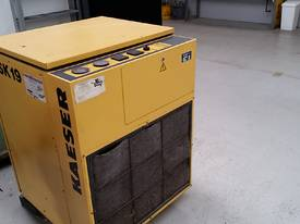 Kaeser SK19 Compressor - picture5' - Click to enlarge
