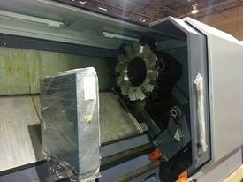 LEADWELL LTC-45 SLANT BED CNC LATHE - picture4' - Click to enlarge