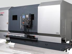 LEADWELL LTC-45 SLANT BED CNC LATHE - picture0' - Click to enlarge