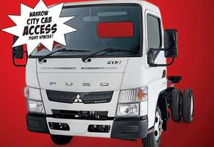 New Fuso Canter 413 City Cab chassis