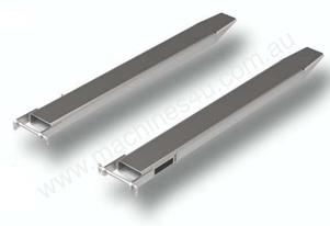 Zinc Fork Slipper Fork Extension 2030mm Brisbane