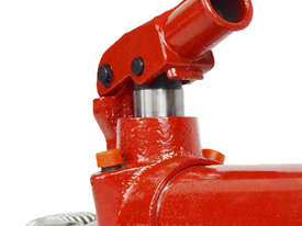 19077 - 20 TON HYDRAULIC HAND PUMP & HOSE ASSEMBLY WITH HANDLE - picture0' - Click to enlarge