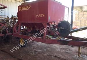 Turner Q Four Air Seeder Complete Single Brand See