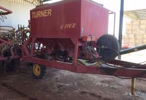 Turner Q Four Air Seeder Complete Single Brand Seeding/Planting Equip