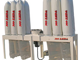 Leda DC-8000 Dust Extractor - picture0' - Click to enlarge