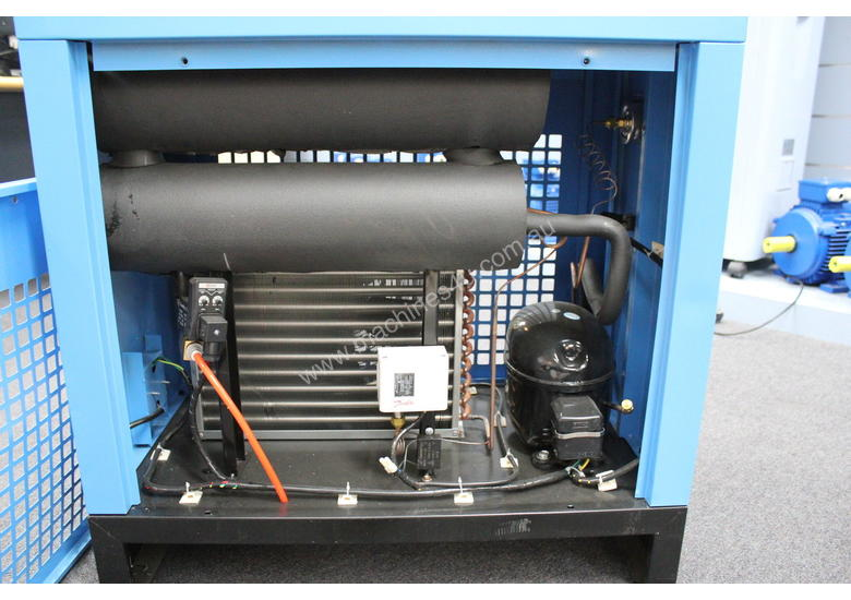 Refrigerated air dryer 40CFM spray painting