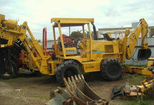 V8050 Vermeer Cable Layer, Trencher  Backhoe Combo