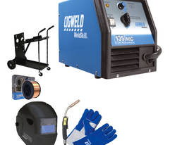 Cigweld Weldskill 135 MIG Welder Value Bundle