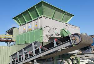 Wood Shredder, Industrial Electric up to 2600mm