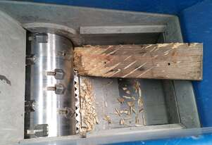Zerma Wood Shredder, Industrial Electric up to 2600mm