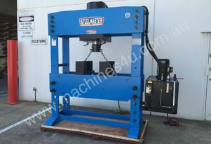 200Ton Fixed & Sliding Head Industrial Shop Press