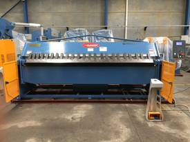 2 Axis Angle & Backgauge 3200mm x 4mm Panbrake - picture1' - Click to enlarge