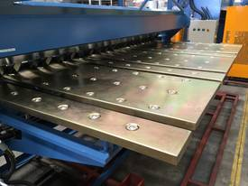 2 Axis Angle & Backgauge 3200mm x 4mm Panbrake - picture3' - Click to enlarge