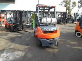 Used Toyota 8FG25 forklift for sale - picture2' - Click to enlarge