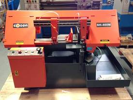 SH-460M SEMI-AUTOMATIC MITRE BANDSAW - picture2' - Click to enlarge
