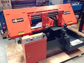 SH-460M SEMI-AUTOMATIC MITRE BANDSAW - picture3' - Click to enlarge