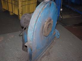 DAWN Type PB Forge Furnace Combustion Air Blower 3 - picture2' - Click to enlarge