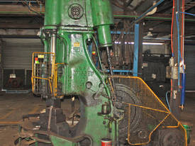 B&S Massey Blacksmiths Power Hammer 5 CTW Work Blo - picture1' - Click to enlarge