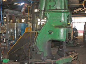 B&S Massey Blacksmiths Power Hammer 5 CTW Work Blo - picture3' - Click to enlarge