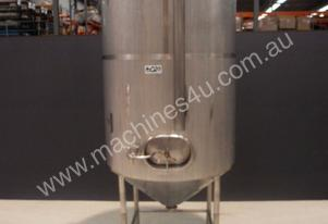 Stainless Steel Mixing - Capacity 3,000 Lt
