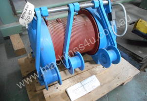 KOSTER ELECTRIC SLOW LOADER WINCH WE5