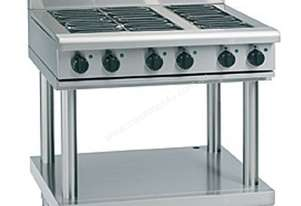 Waldorf 800 Series RN8600E-LS - 900mm Electric Cooktop `` Leg Stand