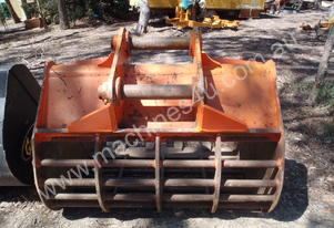Sorting Screening Rake Sieve Bucket for Hire