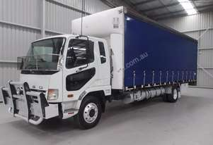 Fuso Fighter Curtainsider Truck