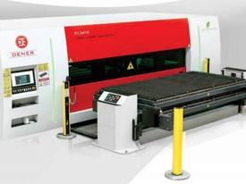 Very fast Fiber laser from Dener