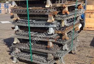 Used Wire Mesh Storage Cages