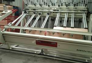 16 ROW ROTARY TIMBER CLAMPING PRESS *IN STOCK & ON SALE*