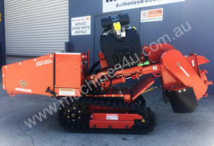 2016 MXG50 Tracked Stump Grinder