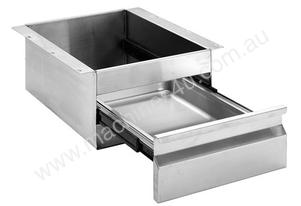 385 x 580 x 235mm Single Gastronorm Drawer
