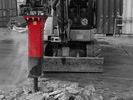 ROTAR 180 MEDIUM HYDRAULIC HAMMER (15.0-24.0T) - picture6' - Click to enlarge
