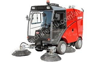 Rcm DIESEL POWERED STREET SWEEPER