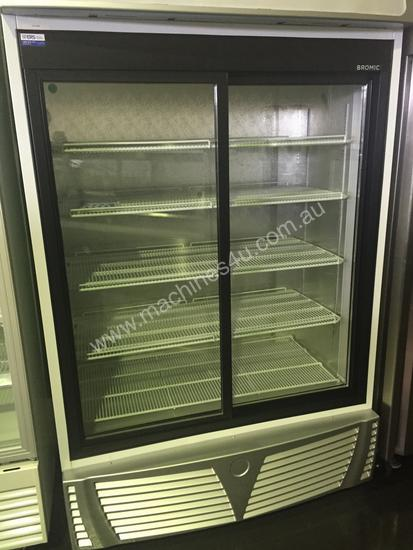 bromic fridge for sale bromic upright chiller 2 glass sliding doors