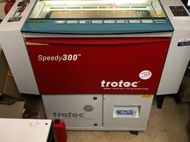2015 Trotec Speedy 300, Atmos Filter System + Acce