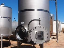 Stainless Steel Storage Tank - Capacity 6,000Lt. - picture0' - Click to enlarge