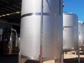 Stainless Steel Storage Tank - Capacity 6,000Lt. - picture1' - Click to enlarge