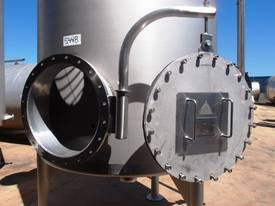 Stainless Steel Storage Tank - Capacity 6,000Lt. - picture2' - Click to enlarge