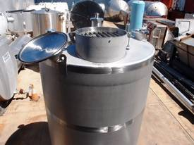 Stainless Steel Storage Tank - Capacity 6,000Lt. - picture3' - Click to enlarge