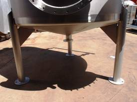Stainless Steel Storage Tank - Capacity 6,000Lt. - picture6' - Click to enlarge