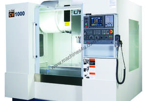 Litz CV-1000 High Quality CNC Machining Centre